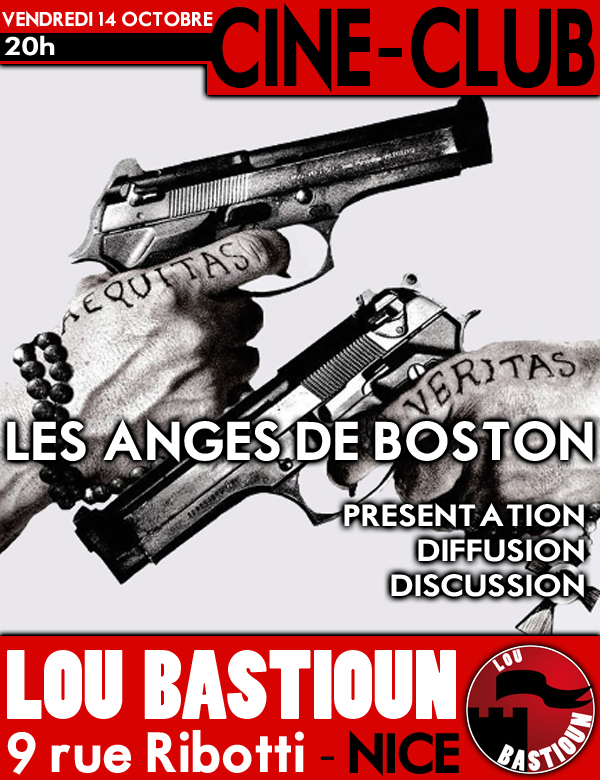 Les Anges De Boston - Octobre