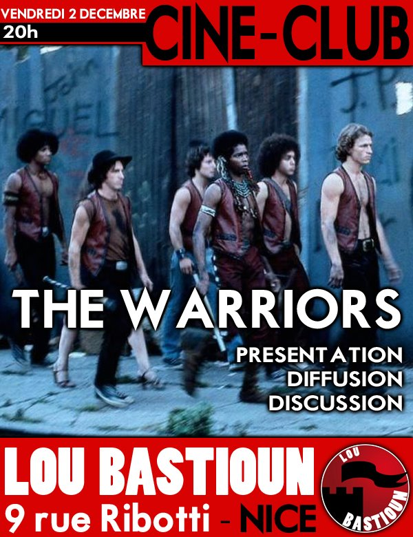 The Warriors - Decembre